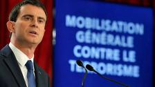 Audio «Frankreich rüstet sich gegen den Terror» abspielen