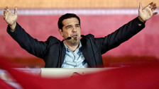 Audio «Blitzehe in Griechenland» abspielen