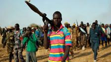 Audio «Unicef erreicht Freilassung von Kindersoldaten in Südsudan» abspielen