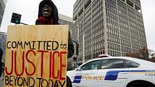 Audio «Schwere Rassendiskriminierung in Ferguson, Missouri» abspielen