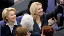 Audio «Deutschland: Bundestag beschliesst Frauenquote» abspielen