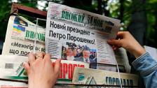 Audio «Zensur in der Ukraine» abspielen