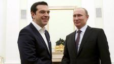 Audio «Tsipras' Besuch bei Putin trägt Früchte» abspielen