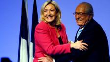 Audio «Hauskrach bei den Le Pens: Wendepunkt für Front National» abspielen