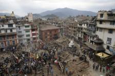 Audio «Erdbebenkatastrophe in Nepal» abspielen