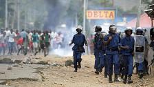 Audio «Proteste gegen Burundis Präsidenten» abspielen