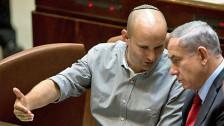 Audio «Israels wackelige Regierung» abspielen
