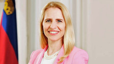 Audio «Aurelia Frick - Aussenministerin im Fürstentum Liechtenstein» abspielen