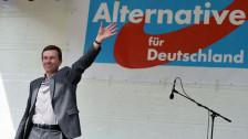 Audio «Spaltung der «Alternative für Deutschland» steht bevor» abspielen