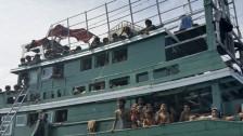 Audio «Noch keine Lösung für asiatische Bootsflüchtlinge» abspielen