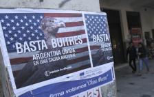 Audio «Neue Schlappe für Argentinien im Schuldenstreit» abspielen