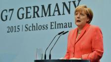 Audio «Zufriedene Gastgeberin des G7-Gipfels» abspielen