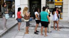 Audio «Die Griechen sind von Tsipras enttäuscht» abspielen