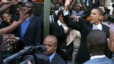 Audio «Obamas Besuch ist ein Grossereignis für Kenia» abspielen