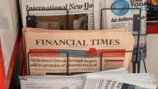 Audio ««Financial Times»: erfolgreich und dennoch verkauft» abspielen