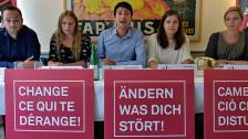 Audio «Wahlen 15 - Jungparteien mit eigenständigem Profil» abspielen