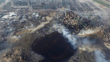 Audio «Erneute Explosionen in Tianjin» abspielen