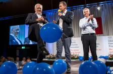 Audio «Endspurt für den Wahlkampf» abspielen