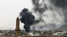 Audio «Saudi-Arabien verschärft die Luftangriffe auf Jemen» abspielen