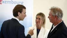 Audio «EU-Aussenminster tönen alarmiert» abspielen
