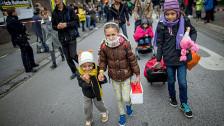 Audio «Flüchtlinge in Deutschland - Behörden geraten an Grenzen» abspielen