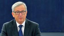 Audio «Flüchtlinge - Juncker will Verteilschlüssel» abspielen