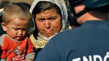 Audio «Flüchtlinge - Ungarn provoziert mit neuen Massnahmen» abspielen