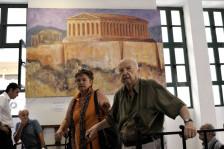 Audio «Wahlmüdigkeit in Griechenland» abspielen