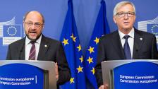 Audio «EU-Gipfel - entscheidend für den europäischen Weg» abspielen