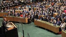 Audio «Kann die Uno-Generaldebatte etwas bewegen?» abspielen