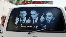 Audio ««Man muss mit Assad verhandeln»» abspielen