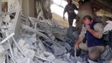 Audio «Syrien: Die USA machen die Faust im Sack» abspielen