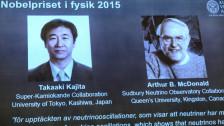 Audio «Physik-Nobelpreis geht an zwei Teilchenphysiker» abspielen