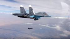 Audio «EU-Appell an Russland: Angriffe nur noch auf IS-Stellungen» abspielen