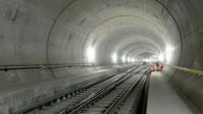 Audio «Testfahrten im Gotthard-Basistunnel» abspielen