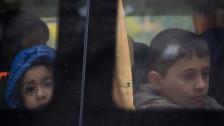 Audio «Flüchtlinge weichen über Slowenien aus» abspielen