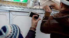Audio «Täglich um fünf vor zwölf - Refugee Radio» abspielen