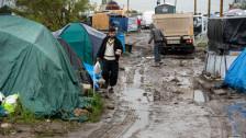 Audio «Mehr sauberes Wasser für Flüchtlinge von Calais» abspielen