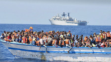 Audio ««More for More» - neuer Ansatz in der Flüchtlingspolitik» abspielen