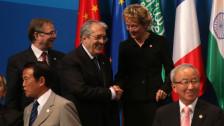 Audio «Schweiz bleibt Zaungast am G20-Gipfel» abspielen