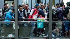 Audio «Gelangen Jihadisten im Schutz der Flüchtlingsströme zu uns?» abspielen