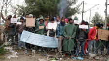 Audio «In Mazedonien gestrandet - wegen falscher Nationalität» abspielen