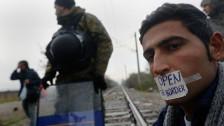 Audio «Flüchtlinge in Mazedonien: «Wir gehen nicht zurück»» abspielen