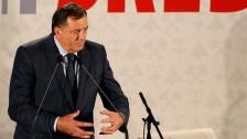 Audio «Dreigeteiltes Bosnien droht zu zerfallen» abspielen