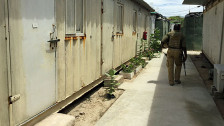 Audio ««Rendez-vous»-Serie «Check-in»: Das Airport Camp in Mogadishu» abspielen