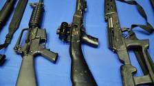 Audio «US-Waffengesetze - Präsident Obama handelt auf eigene Faust» abspielen