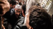 Audio «Aushungern der Zivilbevölkerung als Kriegsstrategie in Syrien» abspielen