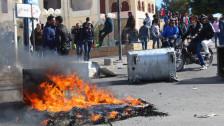 Audio «Tunesien erlebt stärkste Unruhen seit der Jasmin-Revolution» abspielen
