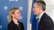 Audio «Die Nato und die EU und der Druck zum Schulterschluss» abspielen