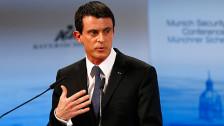 Audio «Frankreich verweigert die Aufnahme weiterer Flüchtlinge» abspielen